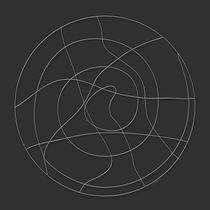 Pathway Mandala - white design by themandalalady
