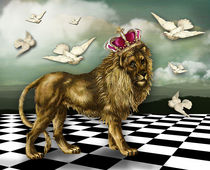 King of the Lions! by Carolyn Slattery