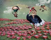 Playtime in Wonderland! by Carolyn Slattery
