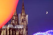 Fabelhafte Welt von Köln von © Ivonne Wentzler