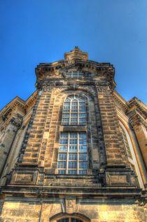 Frauenkirche auf den Dresdner Neumarkt by peter-andré sobota