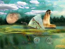 Ophelia von Carolyn Slattery