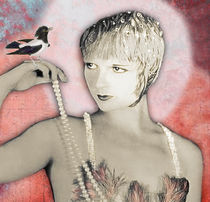 Vintage Beauty Louise Brooks von Carolyn Slattery