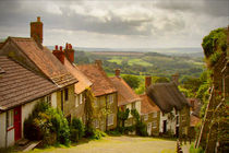 Gold Hill by Harry Hadders