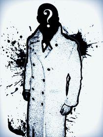 A Mysterious Stranger von Drew Frink