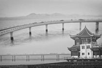 Xiamen coast road bridge by JACINTO TEE