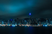 Hong Kong 14 by Tom Uhlenberg