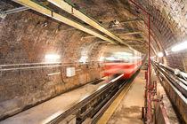 Tunnel Line von Evren Kalinbacak