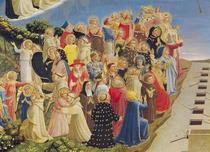 Das jüngste Gericht, Detail by Fra Angelico