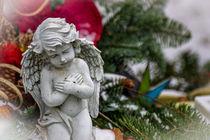 Der Engel der Trauert by Dennis Stracke