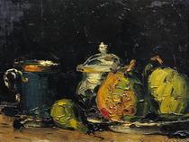 Stillleben  von Paul Cezanne
