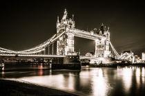 Tower Bridge von Andreas Sachs