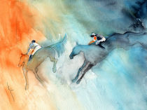 Horse Racing 02 by Miki de Goodaboom