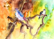 Birds in Gran Canaria 01 von Miki de Goodaboom