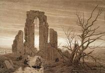 Winter von Caspar David Friedrich