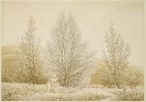 Spring by Caspar David Friedrich