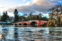 Sonning Bridge von Doug McRae