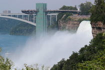 Niagara Falls Skywalk by Kume Bryant