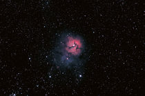 Trifid Nebel - M20 - Trifid Nebula by monarch