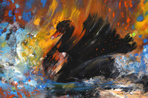 The Black Swan von Miki de Goodaboom
