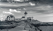 Eastern Point Lighthouse Compound by John Bailey
