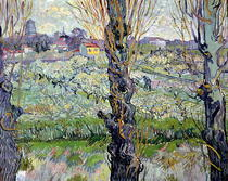 View of Arles by Vincent Van Gogh