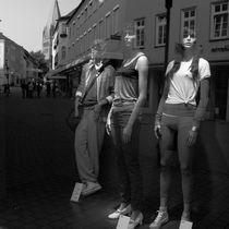 Wir stehen auf der Strasse von Gerhard Jörgens