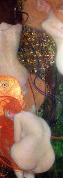 Goldfisch von Gustav Klimt