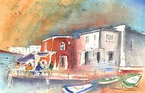 Puerto Carmen Harbour 01 von Miki de Goodaboom