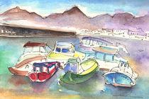 Puerto Carmen Harbour 02 by Miki de Goodaboom