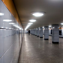 U-Bahn-Tunnel - Schillingstrasse - Berlin von captainsilva