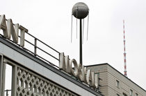 MOSKAU - Cafe-Restaurant - Berlin-Mitte von captainsilva