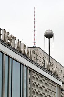 Restaurant MOSKAU - Fernsehturm - Berlin by captainsilva