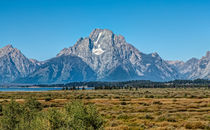 Mount Moran by John Bailey