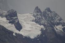 Paine Mountain Range III by Víctor Suárez