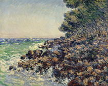 Cap Martin by Claude Monet