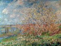 Frühling von Claude Monet