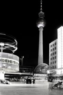Alexanderplatz Berlin by aseifert
