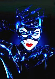 Michelle Pfeiffer in Batman Returns von Art Cinema Gallery