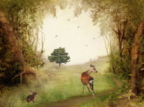 Woodland friends by sharon lisa clarke