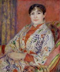 Madame Heriot von Pierre-Auguste Renoir