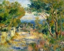 L'Estaque by Pierre-Auguste Renoir