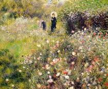Sommerlandschaft von Pierre-Auguste Renoir