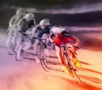 Le Tour de France 13 von Miki de Goodaboom