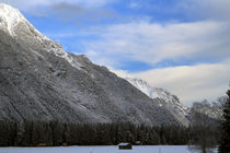 Winterlandschaft von Jens Berger