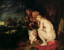 Venus Frigida by Peter Paul Rubens
