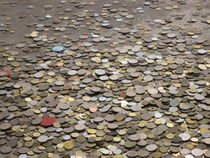 Pile of Coins by amineah