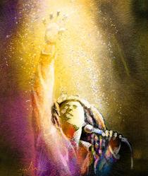 Bob Marley 03 by Miki de Goodaboom
