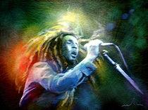 Bob Marley 05 by Miki de Goodaboom