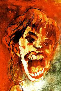 Mick Jagger by Miki de Goodaboom